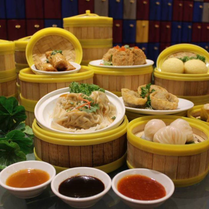 ALL-YOU-CAN-EAT DIM SUM